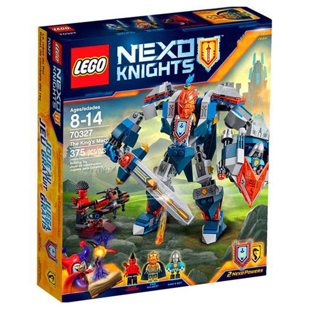 Klocki Lego dla chłopców