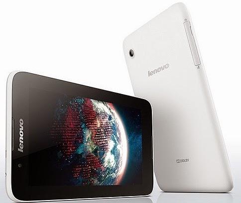 Tablet Lenovo A3300 recenzja